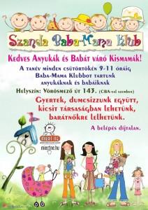 Baba-Mama Klub plakát